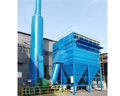 气箱脉冲布袋除尘器-袋式除尘器-除尘器设备厂家
