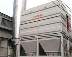 铸造厂冲天炉除尘器-冲天炉分室反吹布袋除尘器-冲天炉除尘器改造