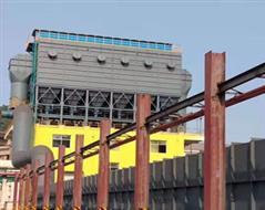 焦化厂地面站除尘器-焦炉地面除尘站-焦化厂二合一除尘站改造